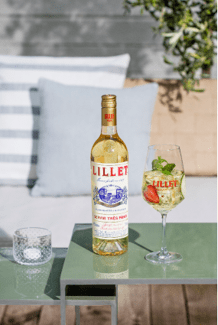 cocktail lillet vive