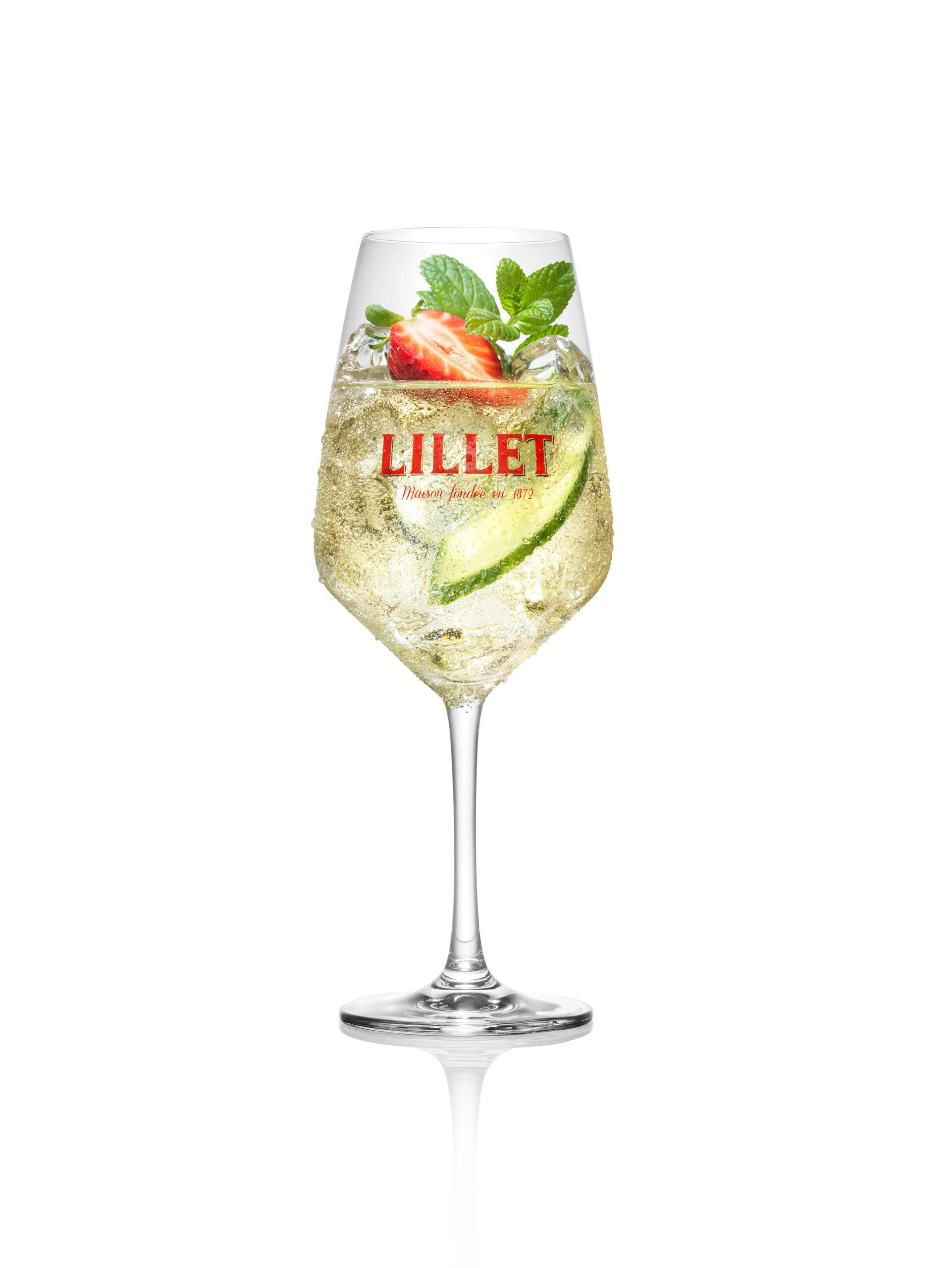 Cocktail apéritif Lillet cocktail - recette cocktail facile